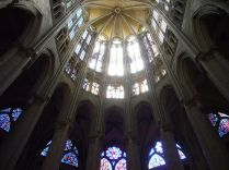 Cathédrale Beauvais intérieur