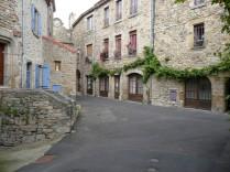 Ruelle village France