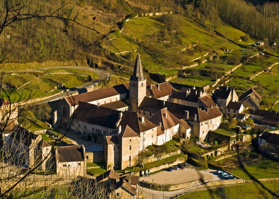 Village français