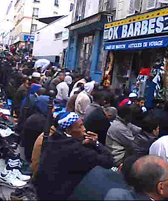 Barbes priere