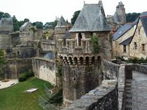 Fougeres château