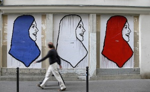 Fresque hijabs