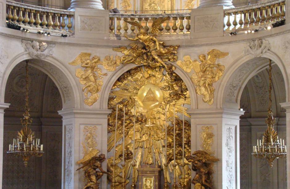Versailles chapelle