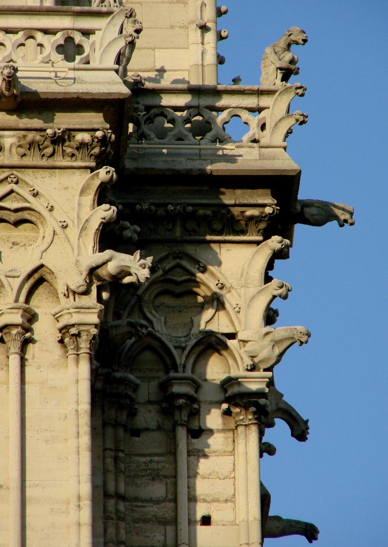 Chimères Notre-Dame de Paris