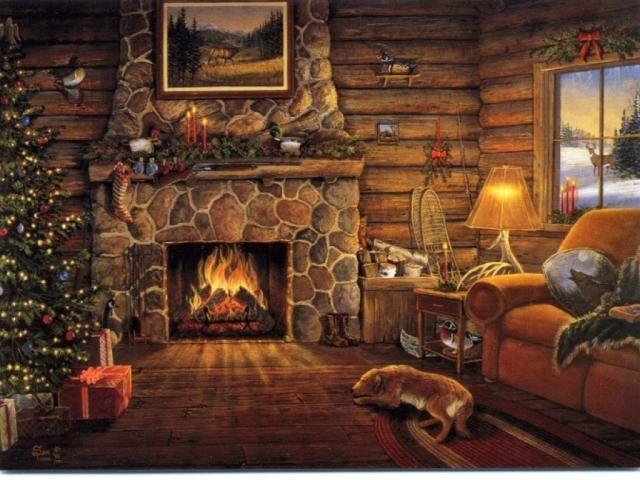 Noël salon