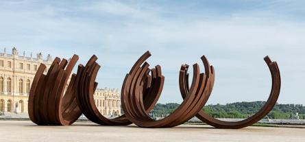 Venet à Versailles
