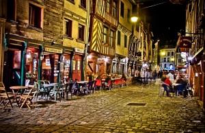 Rue Saint Michel - Rennes