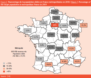 Drépanocytose en France