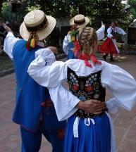 Danseurs Pologne