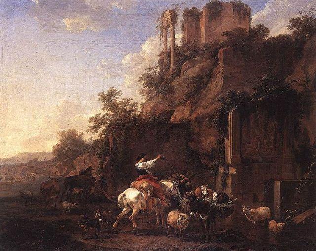 BERCHEM Nicolaes