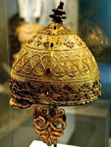 casque des Agris Celte 4e s. av. JC