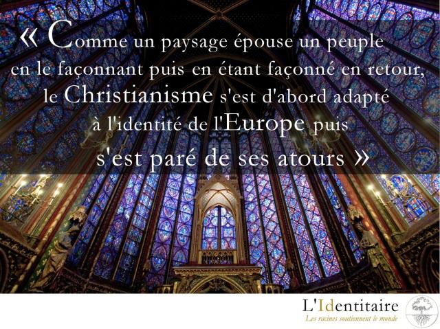 PaysageChristianismeEurope