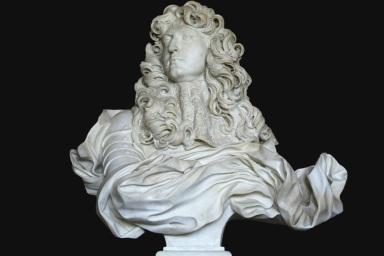 Buste de Louis XIV - par le Bernin (1665)