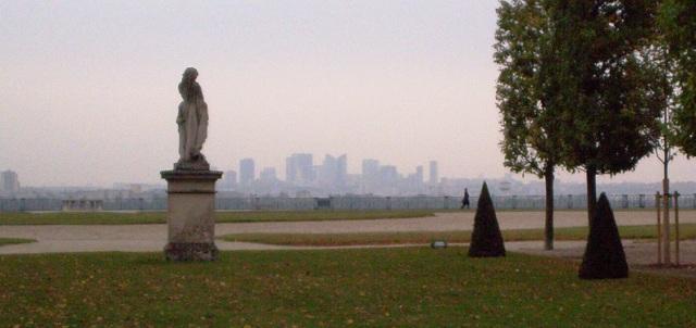 Parc St Germain en Laye - La Défense
