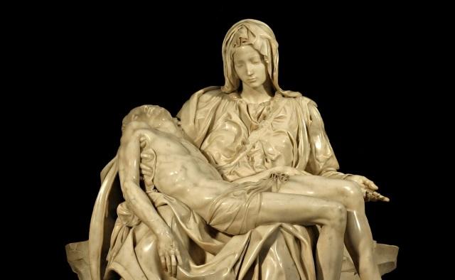La Pieta - Michel Ange - 1499