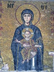 Sainte-Sophie-mosaique