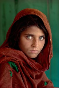Jeune fille afghane - Pachtoune