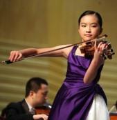 Chine violoniste